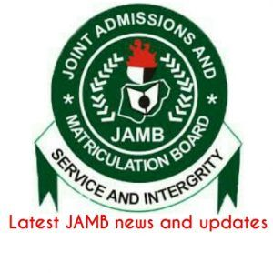 Jamb subject combination for all courses 2021/2022