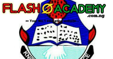 UNICAL Departmental Cutoff Mark For All Courses 2019/2020