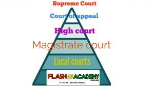 Characteristics of Nigerian legal system and method
