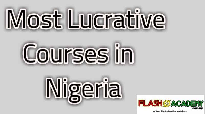 Flashacademy Most lucrative courses in Nigeria