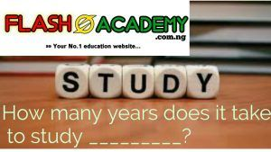 How Many Years Does It Take To Study Pharmacy In Nigeria