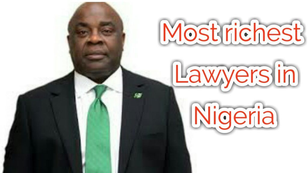 Top most richest lawyers in Nigeria