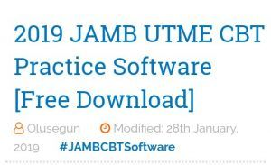 Totally free JAMB CBT app for Android phones