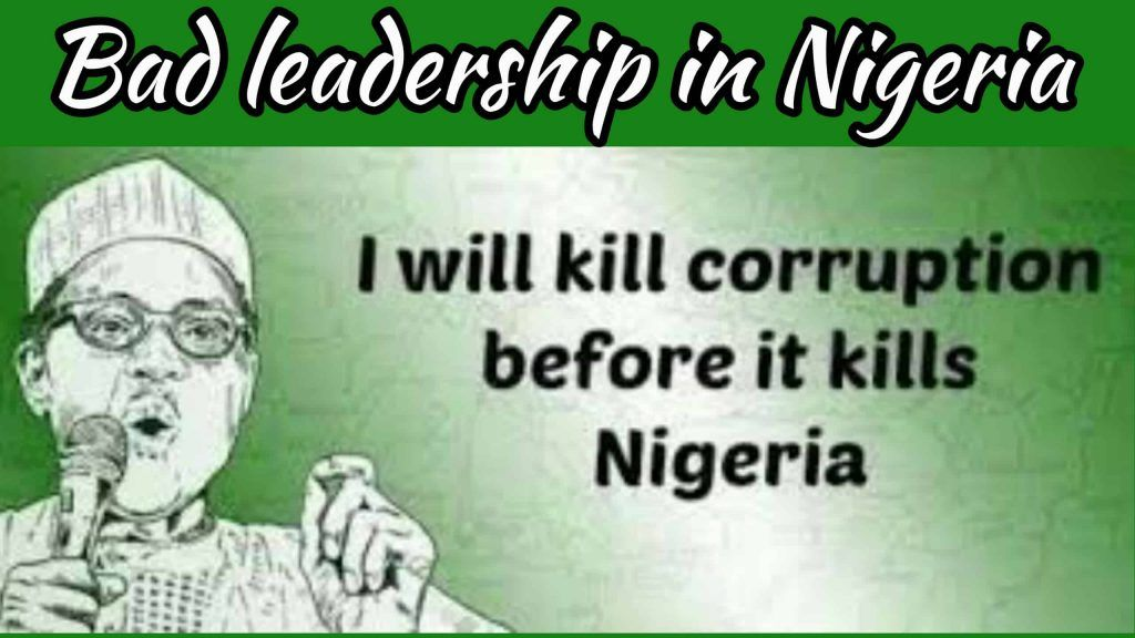 Solutions to bad leadership in Nigeria