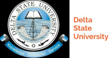 Courses offered in DELSU 2019/2020