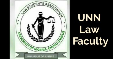 Law students of UNN