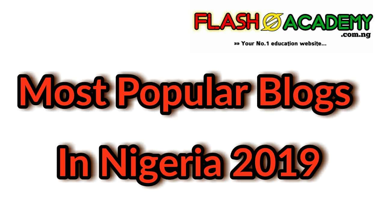 most popular blogs and websites in Nigeria 2019