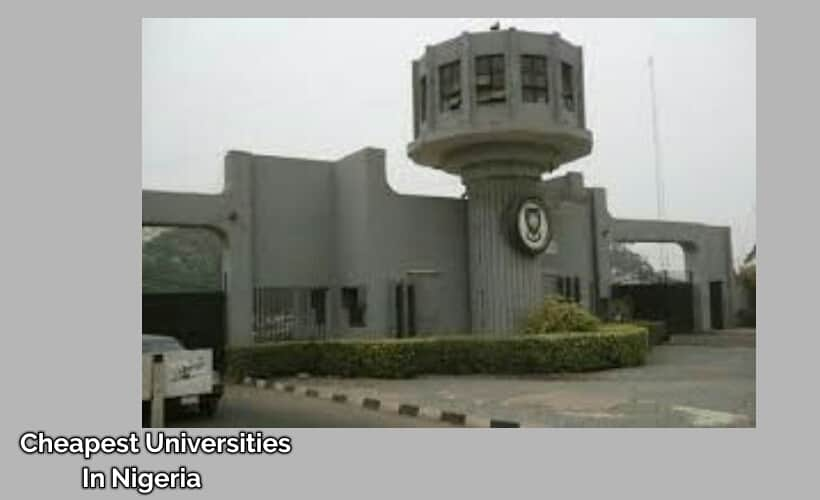 see the cheapest universities in Nigeria