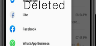 How to recover deleted messages on social media