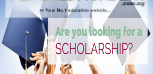 Top free scholarships for Nigeria students