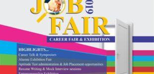 adeleke university job fair (1)
