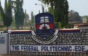 Federal Poly Ede Admission List 2019/2020 (ND/HND)