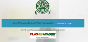 How to rreset, retrieve/recover jamb profile password
