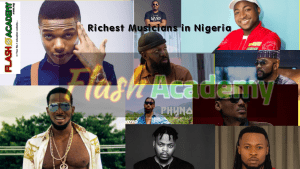 Top 20 richest musicians in Nigeria