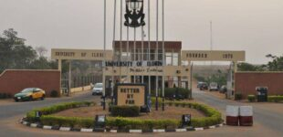 Unilorin cut off marks, school fees