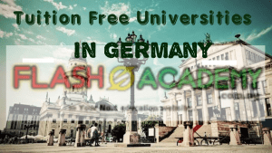 Top tuition free universities in Germany